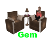[g] western comfy chairs
