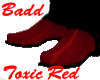 [BK-M] Toxic Red Boots