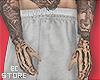 DRV- Short + Tattoo