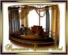 Romantic Corner Bed