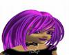 purple, black & pink