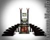 Animated Aztec Throne