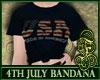 4th July Knot Tshirt