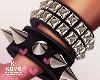 |< Spike Bracelet <