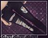 A | Shread Jeans Black