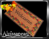 Autumn Street Door Mat 2
