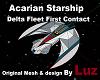 Acara Spaceship Full Sca