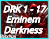 Eminem DARKNESS