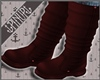 ⚓  Vintage Boots Rose