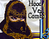Proper Ubara *Hood/Veil*