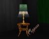 *C* Mist Table Lamp