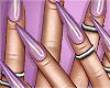 💜 Lilac Nails