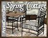 Cottage Tea Table