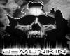 Demonikin Skull Hoody