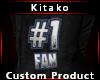 K!t - #1 Fan Shirt