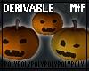 Pet Pumpkins [derivable]