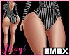 EMBX Bimbo Panty stripe