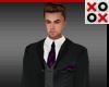 Santino Full Suit Purple