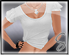[Sev] Plain White Shirt