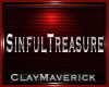 CM! SinfulTreasure Logo