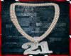 ☑ :  21 Chain