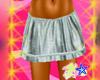 *&* Silver Skirt