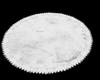 creators white rug