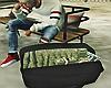 ϟ Weed Bag w/Cash [M]