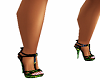 ~KJ~ Multi Color Heels