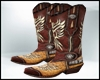 Boho Country Boots