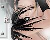 Black Shoulder Feathers