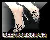 *DeeVious Diva Mules*