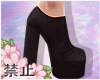*B Suede Boot;; B