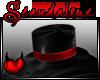 |Sx|Burlesque Top Hat