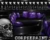 Purple Mist Corner Sofa
