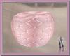*AN* Pink Bean Bag