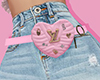 LV New Wave Heart (Pink)