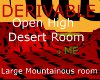 Derivable Large Open Roo