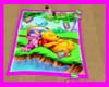 Pooh Chat Mat CH