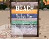 L$ PuertoRico! Beach Art