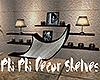 [M] Phi Phi DecorShelves