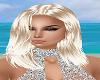 Shiny Blond Hair