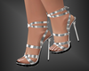 Jola Silver Heels