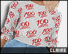 C|100 Emoji Sweat Top