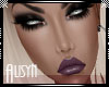 Dani Skin-Plum/Pierced