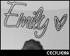 ! Emily <3 HeadSign v2