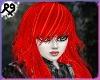 Red Kawaii Curly Hair