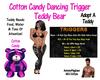 Cotton Candy Triger Bear