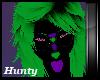 Bynx M Green Hair 4.0