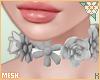 K Mesh*FlowerChoker